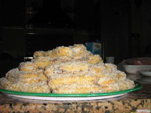 Ricetta Pavesini cocco e nutella