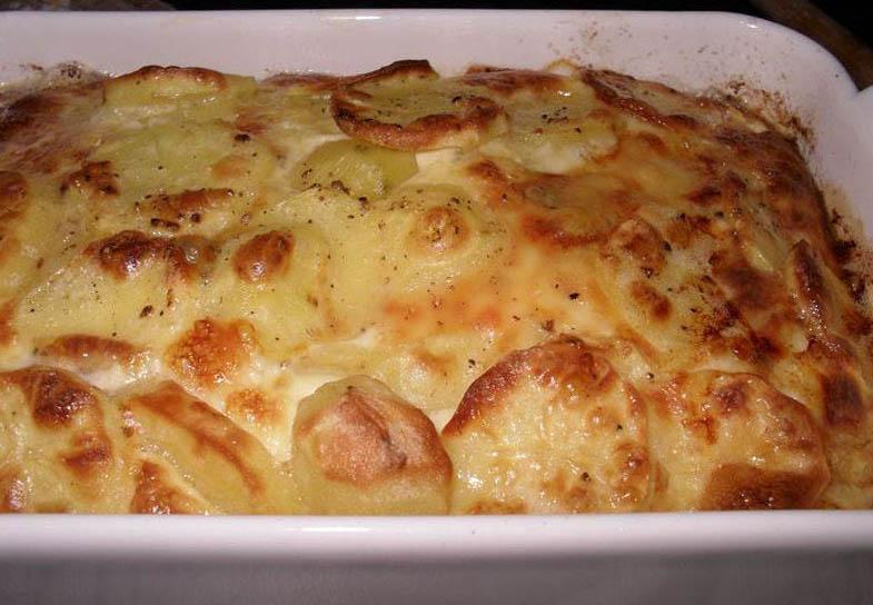 sformato di patate con speck