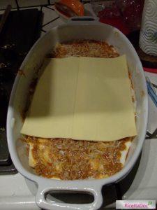 Preparazione Lasagna