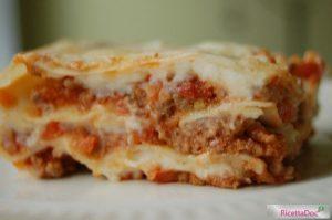 Ricetta Lasagna