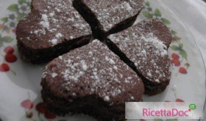 Cuoricini al cioccolato per San Valentino