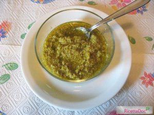 patè di olive verdi nere