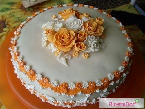Ricetta pasta di zucchero torte