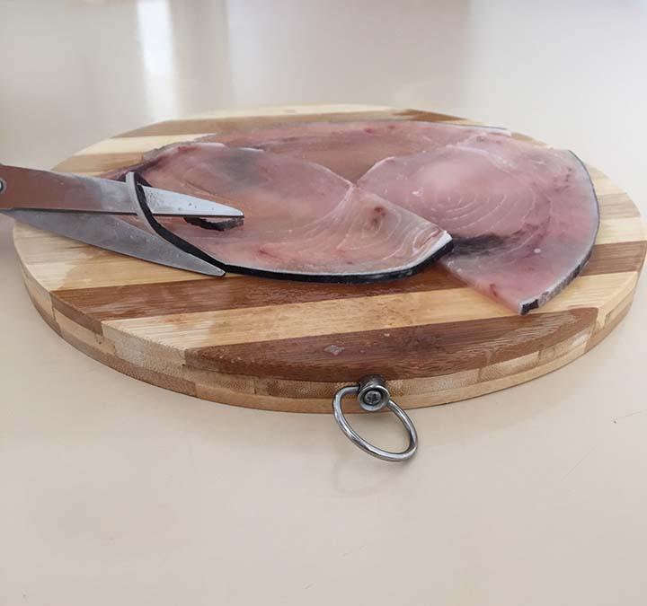 Involtini di pesce spada alla palermitana