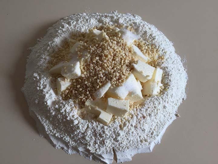 impasto torta